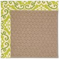 Capel Rugs Creative Concepts Grassy Mountain - Shoreham Kiwi (220) Rectangle 12