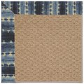 Capel Rugs Creative Concepts Raffia - Java Journey Indigo (460) Octagon 8