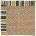 Capel Rugs Creative Concepts Raffia - Long Hill Ebony (340) Runner 2