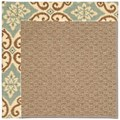 Capel Rugs Creative Concepts Raffia - Shoreham Spray (410) Runner 2