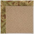 Capel Rugs Creative Concepts Raffia - Bahamian Breeze Cinnamon (875) Runner 2