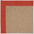 Capel Rugs Creative Concepts Raffia - Vierra Cherry (560) Runner 2