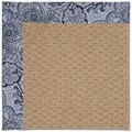 Capel Rugs Creative Concepts Raffia - Paddock Shawl Indigo (475) Rectangle 3
