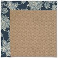 Capel Rugs Creative Concepts Raffia - Bandana Indigo (465) Rectangle 5