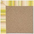 Capel Rugs Creative Concepts Raffia - Kalani Coconut (615) Rectangle 6