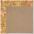 Capel Rugs Creative Concepts Raffia - Tuscan Vine Adobe (830) Rectangle 6