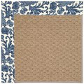 Capel Rugs Creative Concepts Raffia - Batik Indigo (415) Rectangle 7