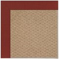 Capel Rugs Creative Concepts Raffia - Dupione Henna (585) Rectangle 7