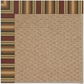 Capel Rugs Creative Concepts Raffia - Weston Ginger (720) Rectangle 7
