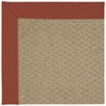 Capel Rugs Creative Concepts Raffia - Canvas Brick (850) Rectangle 8