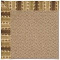 Capel Rugs Creative Concepts Raffia - Java Journey Chestnut (750) Rectangle 8