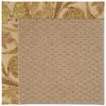 Capel Rugs Creative Concepts Raffia - Cayo Vista Sand (710) Rectangle 9