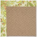 Capel Rugs Creative Concepts Raffia - Cayo Vista Mojito (215) Rectangle 12