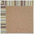 Capel Rugs Creative Concepts Raffia - Brannon Whisper (422) Rectangle 12