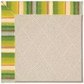 Capel Rugs Creative Concepts White Wicker - Kalani Fresco (239) Runner 2