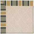 Capel Rugs Creative Concepts White Wicker - Long Hill Ebony (340) Runner 2