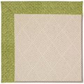 Capel Rugs Creative Concepts White Wicker - Tampico Palm (226) Rectangle 8