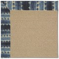 Capel Rugs Creative Concepts Sisal - Java Journey Indigo (460) Octagon 8