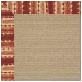 Capel Rugs Creative Concepts Sisal - Java Journey Henna (580) Runner 2