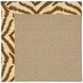 Capel Rugs Creative Concepts Sisal - Couture King Chestnut (756) Rectangle 3