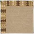Capel Rugs Creative Concepts Sisal - Java Journey Chestnut (750) Rectangle 4