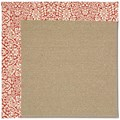 Capel Rugs Creative Concepts Sisal - Imogen Cherry (520) Rectangle 5