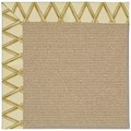 Capel Rugs Creative Concepts Sisal - Bamboo Rattan (706) Rectangle 5