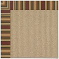 Capel Rugs Creative Concepts Sisal - Weston Ginger (720) Rectangle 7