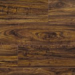 Mannington Restoration Collection: Riviera Teak Cocoa 12mm Laminate 28110