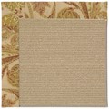 Capel Rugs Creative Concepts Sisal - Cayo Vista Sand (710) Rectangle 9