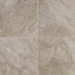 Mannington Adura Rectangles LockSolid Luxury Vinyl Tile: Century Fossil AR381S