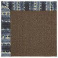 Capel Rugs Creative Concepts Java Sisal - Java Journey Indigo (460) Octagon 8