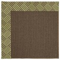 Capel Rugs Creative Concepts Java Sisal - Dream Weaver Marsh (211) Runner 2