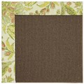 Capel Rugs Creative Concepts Java Sisal - Cayo Vista Mojito (215) Rectangle 7
