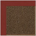 Capel Rugs Creative Concepts Java Sisal - Dupione Henna (585) Rectangle 7