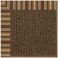 Capel Rugs Creative Concepts Java Sisal - Weston Ginger (720) Rectangle 7