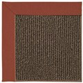 Capel Rugs Creative Concepts Java Sisal - Canvas Brick (850) Rectangle 8