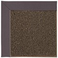 Capel Rugs Creative Concepts Java Sisal - Fife Plum (470) Rectangle 8