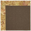 Capel Rugs Creative Concepts Java Sisal - Tuscan Vine Adobe (830) Rectangle 12