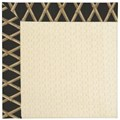 Capel Rugs Creative Concepts Sugar Mountain - Bamboo Coal (356) Octagon 4