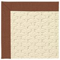 Capel Rugs Creative Concepts Sugar Mountain - Linen Chili (845) Octagon 4