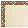 Capel Rugs Creative Concepts Sugar Mountain - Arden Chocolate (746) Octagon 6