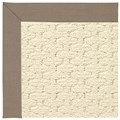 Capel Rugs Creative Concepts Sugar Mountain - Shadow Wren (743) Octagon 8