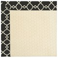 Capel Rugs Creative Concepts Sugar Mountain - Arden Black (346) Octagon 10