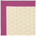 Capel Rugs Creative Concepts Sugar Mountain - Canvas Hot Pink (515) Octagon 10