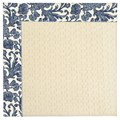 Capel Rugs Creative Concepts Sugar Mountain - Batik Indigo (415) Octagon 12