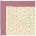 Capel Rugs Creative Concepts Sugar Mountain - Canvas Coral (505) Octagon 12
