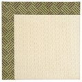 Capel Rugs Creative Concepts Sugar Mountain - Dream Weaver Marsh (211) Runner 2