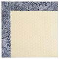 Capel Rugs Creative Concepts Sugar Mountain - Paddock Shawl Indigo (475) Rectangle 3
