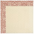 Capel Rugs Creative Concepts Sugar Mountain - Imogen Cherry (520) Rectangle 5